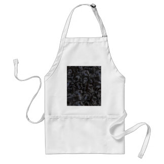 Black Labrador puppies, huge litter. Adult Apron