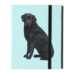 Powis iCase iPad Case with Kickstand with Labrador Retriever Phone Cases design
