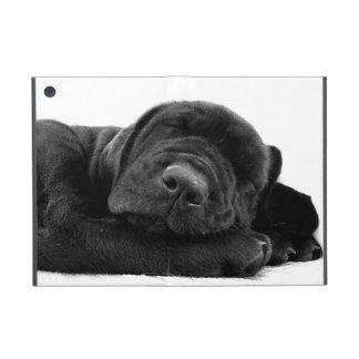 Black Labrador Retriever Cases For iPad Mini