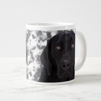 Black Labrador Retriever Large Coffee Mug