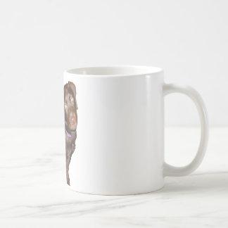 Black Labrador Retriever Mugs