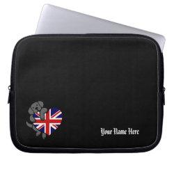 Neoprene Laptop Sleeve 10 inch with Labrador Retriever Phone Cases design