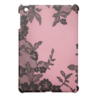 Black lace case for the iPad mini