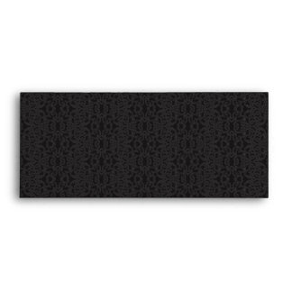 Black Lace Envelope - #9