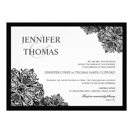 Standard Size For Wedding Invitation was luxury invitations design
