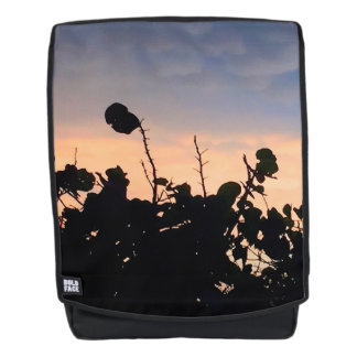 Black Lace Sunset Backpack