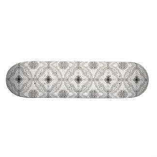 Black Lace Tattoos Skateboard Deck