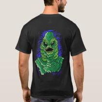 Black Lagoon Swamp Creature T-Shirt