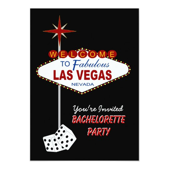 casino party invite zazzle