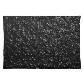 Black Lava Placemat