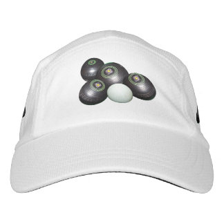 Black_Lawn_Bowls_High_Performance_Knit_Sports_Cap Hat