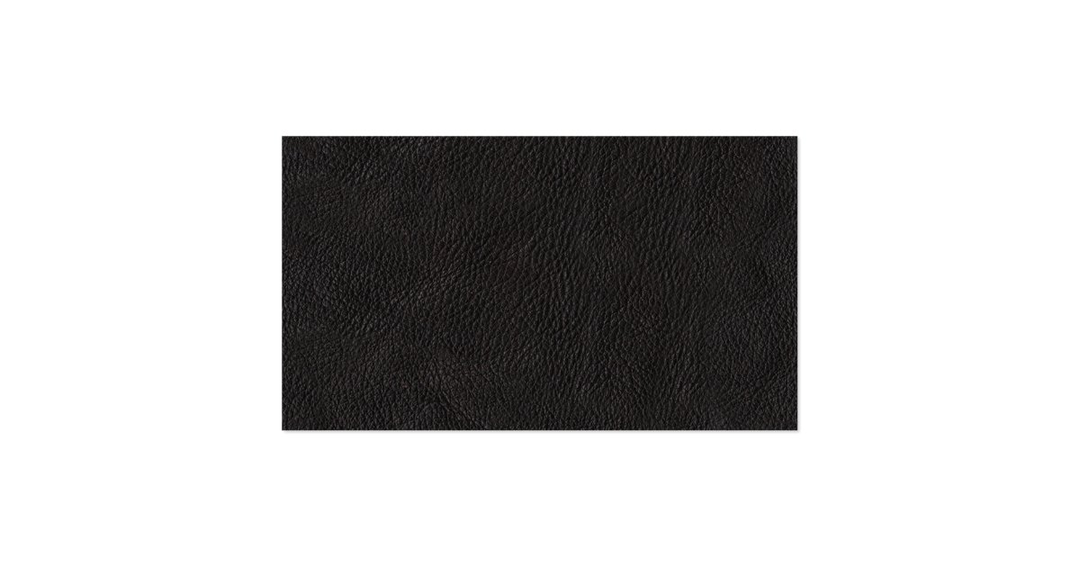 Black leather background pattern business card zazzle for Business card background black