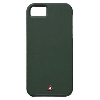 Black Leather Jacket. iPhone SE/5/5s Case