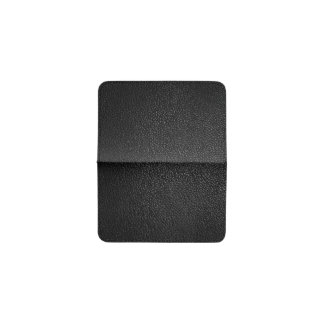 Black Leather Texture For Background Business Card Holder