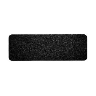 Black Leather Texture For Background Label