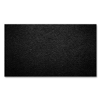 Black Leather Background Business Cards Templates Zazzle