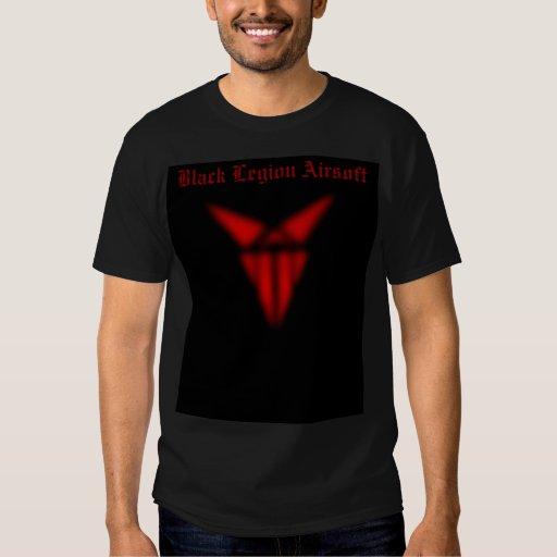 Black Legion Shirt (Black), Black Legion Airsoft