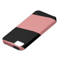 Black Licorice and Pink Taffy IPhone 5 Case