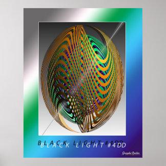 Black Light #4DD Poster
