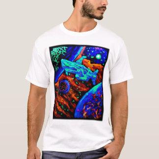Black Light Painting 3 T-Shirt
