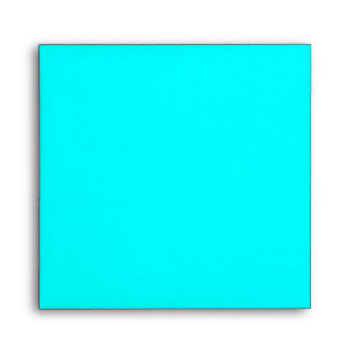 Black Lined Square Envelope