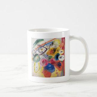 Black Lines Coffee Mugs