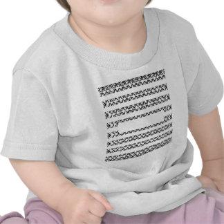 Black Lines? Thanks. T-shirt