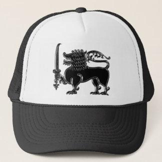 Black Lion Sri Lanka hat