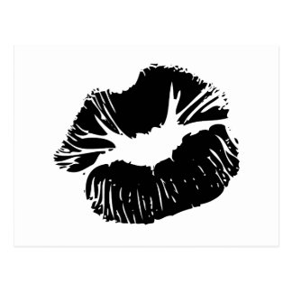 Black Lips Postcard