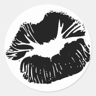 Black Lips Stickers