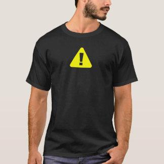 Black little-logo t-short T-Shirt