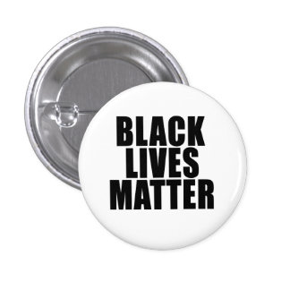 """BLACK LIVES MATTER"" 1.25-inch Button"