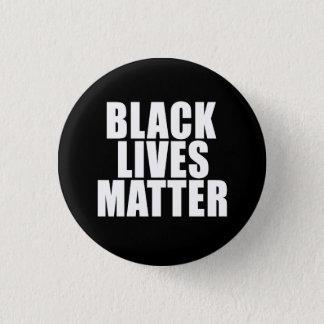 """BLACK LIVES MATTER"" 1.25-inch Pinback Button"