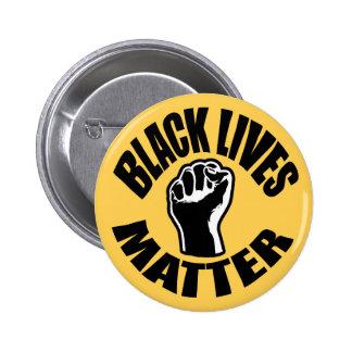 """BLACK LIVES MATTER"" 2.25-inch Button"