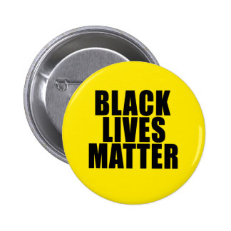 """BLACK LIVES MATTER"" 2.25-inch Pinback Button"