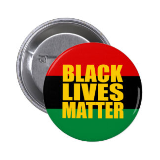 """BLACK LIVES MATTER"" 2.25-inch Pinback Button"