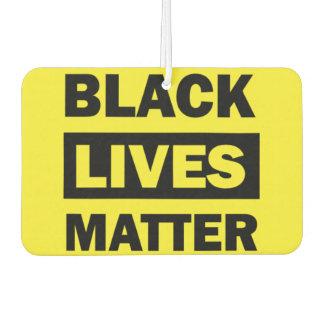 Black Lives Matter Air Freshener