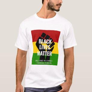 Jesus Matter Deface Black Lives Protect Equality Tshirt Black Unisex S-6XL