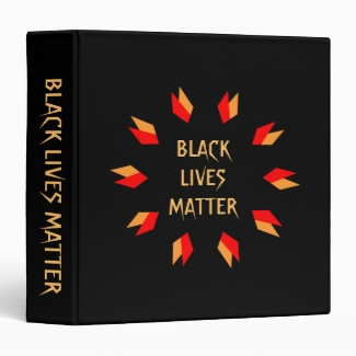 Black Lives Matter Binder