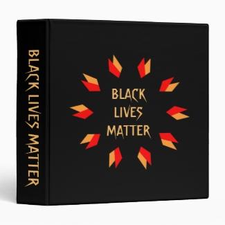 Black Lives Matter Binder