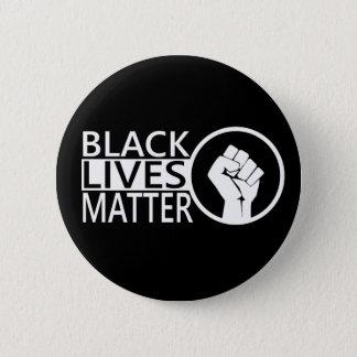 Black Lives Matter #blacklivesmatter Protest Pinback Button