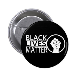 Black Lives Matter #blacklivesmatter Protest Pinback Button