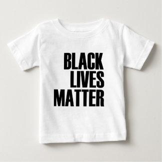 Black Lives Matter - Bold Design - Black Pride Baby T-Shirt