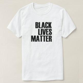 Black Lives Matter - Bold Design - Black Pride T-Shirt