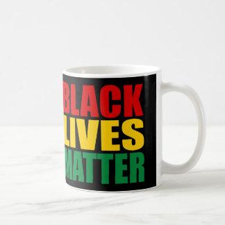 """BLACK LIVES MATTER"" COFFEE MUG"