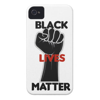 Black Lives Matter Equality Rights iPhone 4 Case-Mate Case