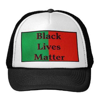 Black Lives Matter Mesh Hat