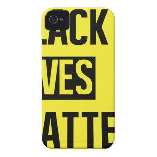 Black Lives Matter iPhone 4 Case-Mate Case