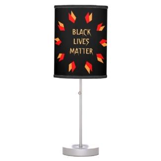 Black Lives Matter Lamp
