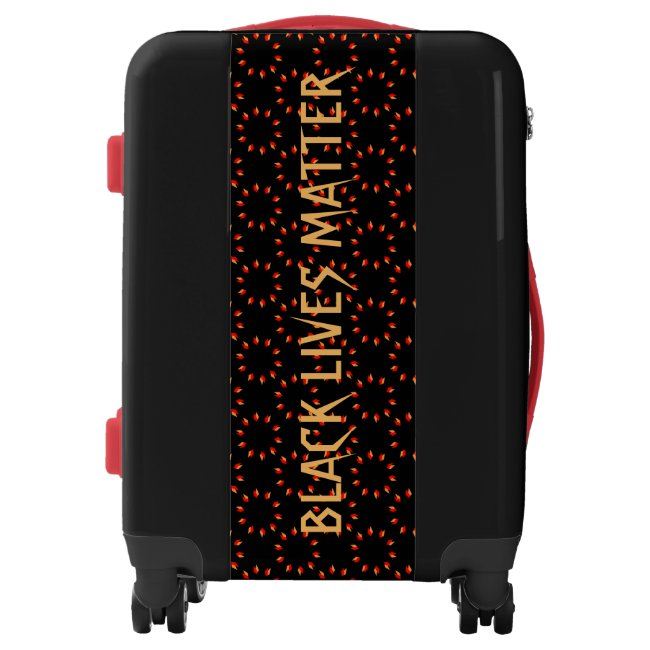 Black Lives Matter Luggage